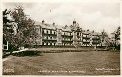CROSSLEY SANATORIUM