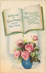 A VOLUME OF GOOD WISHES FOR THE NEW YEAR