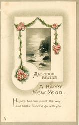 ALL GOOD BETIDE   A HAPPY NEW YEAR