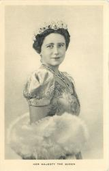 HER MAJESTY THE QUEEN  Elizabeth, Queen Mother