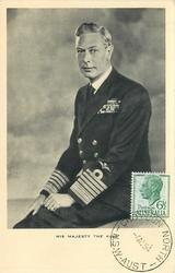 HIS MAJESTY THE KING  George VI