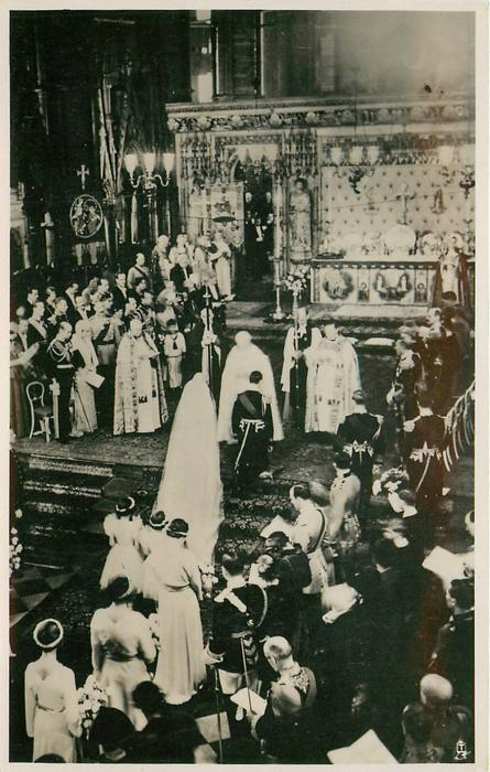 THE MARRIAGE OF H.R.H. THE DUKE OF KENT WITH H.R.H ...
