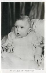 THE ROYAL BABY, H.R.H. PRINCE CHARLES