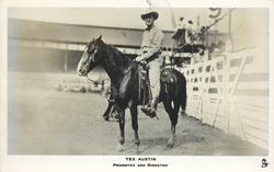 TEX AUSTIN PROMOTER AND DIRECTOR