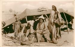 A BALUCH FAMILY