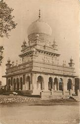 TOMB OF SIRDAR ABDUL HAQA'S MOTHER, SECUNDERABAD