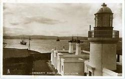 CROMARTY FORTH AND LIGHTHOUSE