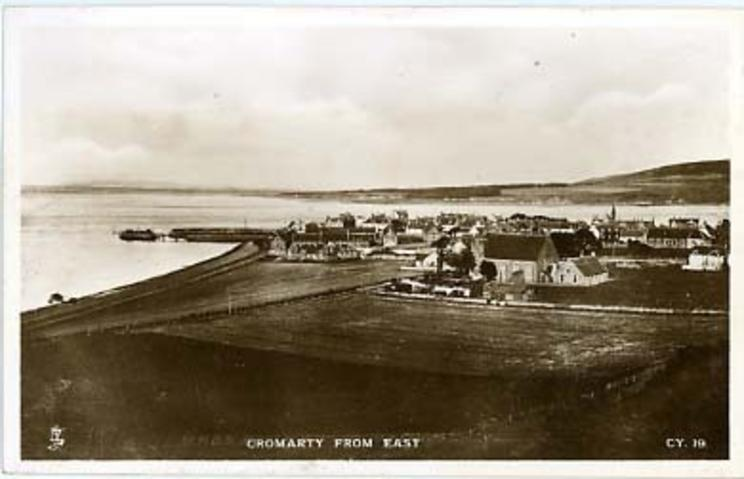 CROMARTY FROM EAST