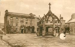 MARKET CROSS AND ROYAL HOTEL