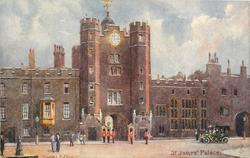 ST. JAMES' PALACE