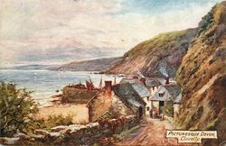 PICTURESQUE DEVON, CLOVELLY