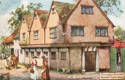 PICTURESQUE BERKSHIRE, NEWBURY CLOTH HALL