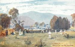 AUSTRALIA - HEALSVILLE VIA MELBOURNE