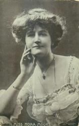 MISS NORA MOORE