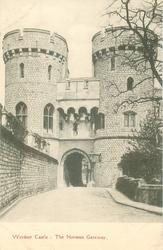 WINDSOR CASTLE: THE NORMAN GATEWAY