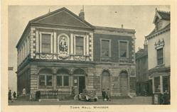 TOWN HALL. WINDSOR