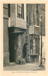 NELL GWYNNE'S HOUSE. WINDSOR
