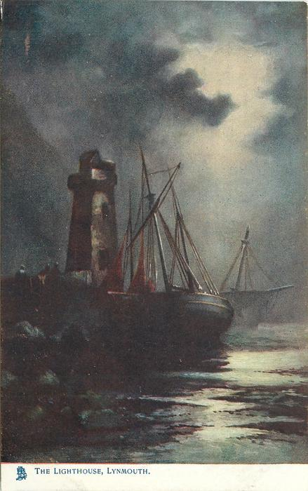 THE LIGHTHOUSE, LYNMOUTH
