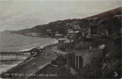 VENTNOR LOOKING WEST