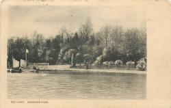 THE LAKE, ABERDARE PARK