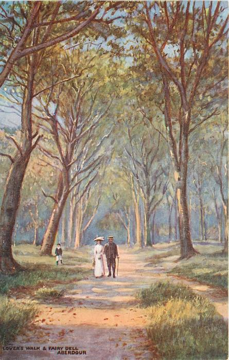 LOVER'S WALK & FAIRY DELL