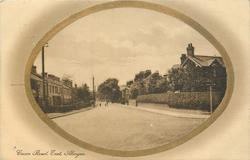 CREWE ROAD, EAST