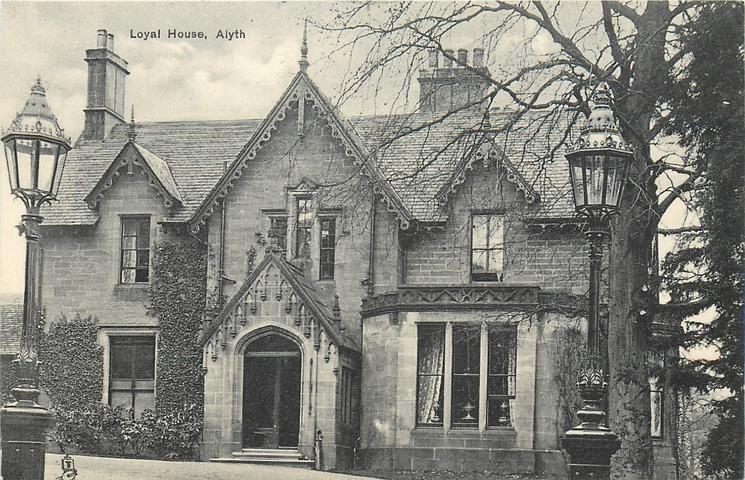 LOYAL HOUSE