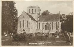 AMESBURY CHURCH