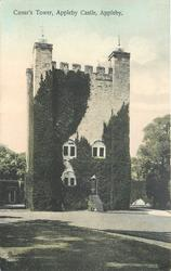 CAESAR'S TOWER, APPLEBY CASTLE
