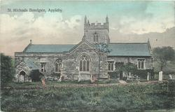 ST. MICHAELS BONDGATE