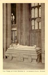 THE TOMB OF KING GEORGE V