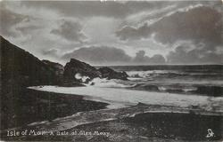 A GALE AT GLEN MEAY