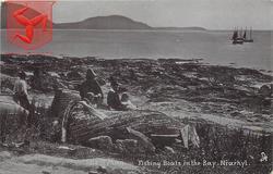 FISHING BOATS IN THE BAY, NIARHYL