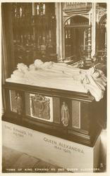 TOMB OF KING EDWARD VII AND QUEEN ALEXANDRA