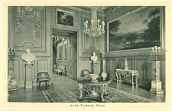 ANTE THRONE ROOM