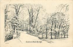 ASHTEAD PARK BRIDGE