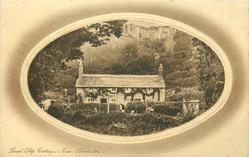 LAND SLIP COTTAGE, NEAR AXMINSTER