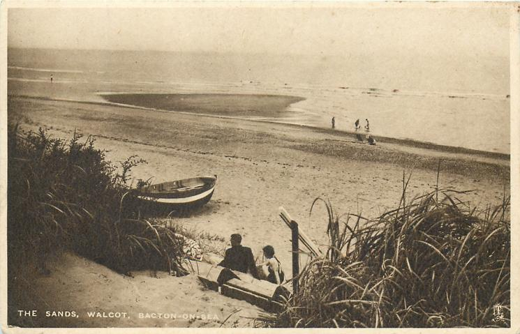 THE SANDS, WALCOT