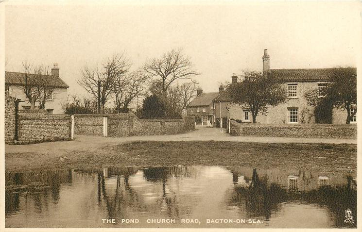 THE POND CHURCH ROAD