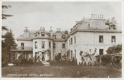 TOR-NA-COILLE HOTEL  croquet