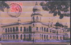 S. RAILWAY CENTRAL OFFICE, KUALA LUMPUR