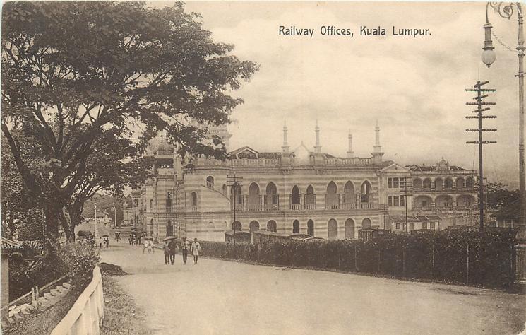 RAILWAY OFFICES