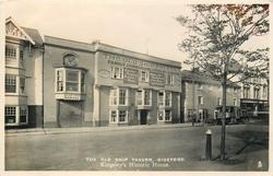 THE OLD SHIP TAVERN, KINGSLEY'S HISTORIC HOUSE