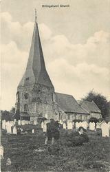 BILLINGSHURST CHURCH