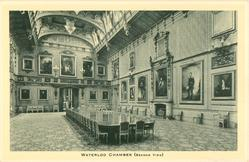 WATERLOO CHAMBER (SECOND VIEW)