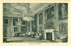 VAN DYCK ROOM