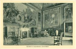 QUEEN'S AUDIENCE CHAMBER