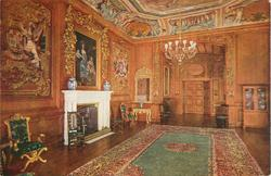 KING CHARLES II DINING ROOM (2ND VIEW)