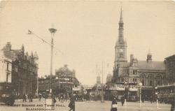 TALBOT SQUARE AND TOWN HALL
