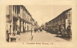 CAMPBELL STREET